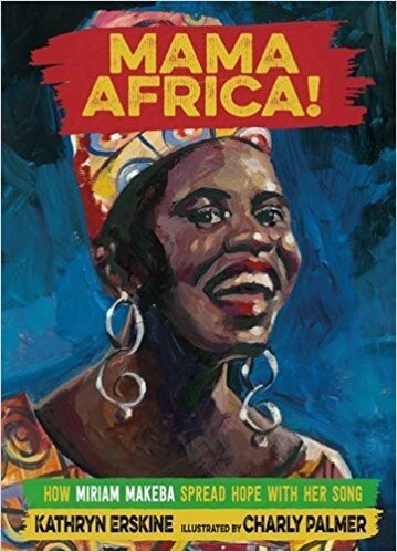Cover of the book, Mama Africa!
