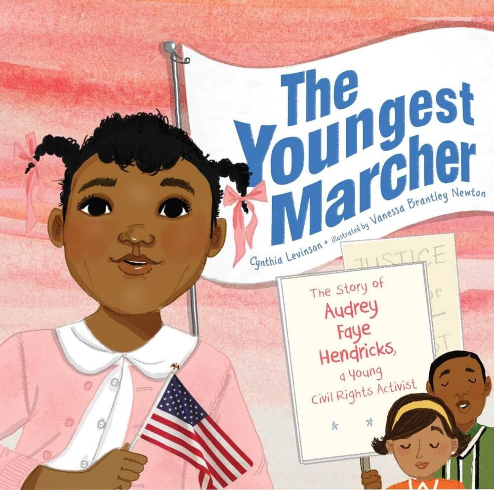 Cover of the book, The Youngest Marcher.