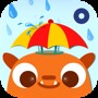 Icon for MarcoPolo Weather app.