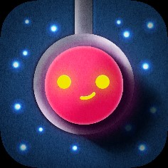 Icon for the app, Moonbeeps.