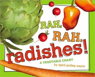 Cover of the book, Rah, Rah, Radishes!