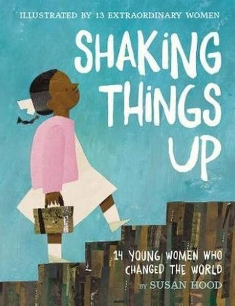 Cover of the book, Shaking Things Up.