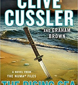 Cover art of The Rising Sea by Clive Cussler