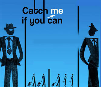 cover art of Catch Me If You Can Catch Me If You Can by Frank Abagnale