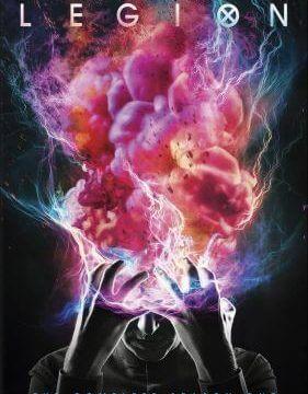Legion DVD cover
