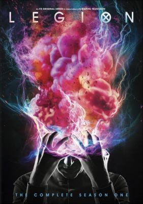Legion DVD cover