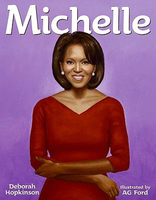 Cover of the book, Michelle.