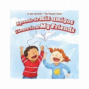 Picture of book Aprendo de mis amigos