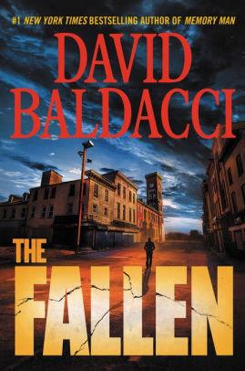 Cover art of The Fallen by David Baldacci