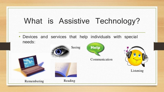 What is Assitive Technology?