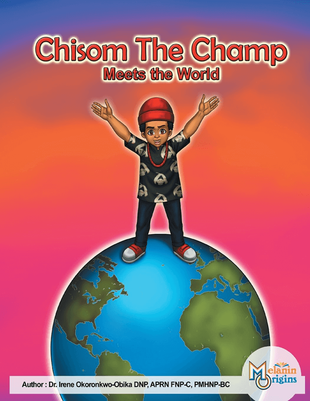 Cover of the book, Chisom the Champ.