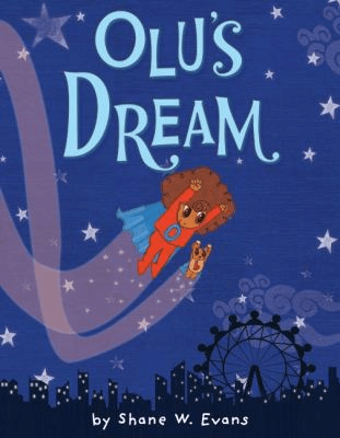Cover of the book, Olu's Dream.