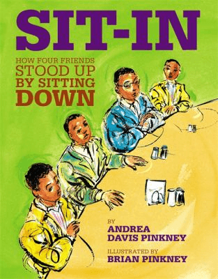 Cover of the book, Sit-In.