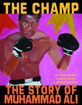 Cover of the book, The Champ.