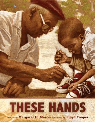 Cover of the book, These Hands.