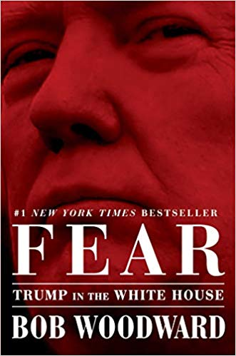 Cover art of Fear by Bob Woodward