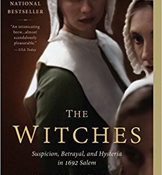The cover of Schiff's The Witches