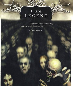 Cover art of I am Legend by Richard Matheson