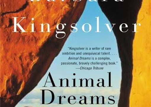 Book cover of Animal Dreams by Barbara Kingsolver