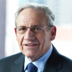 Photograph of Bob Woodward