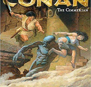 Cover of a Conan Collection