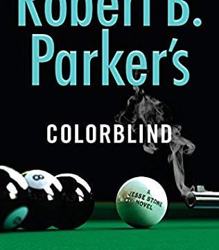 Cover art of Robert B. Parker's Colorblind by Reed Farrel Coleman