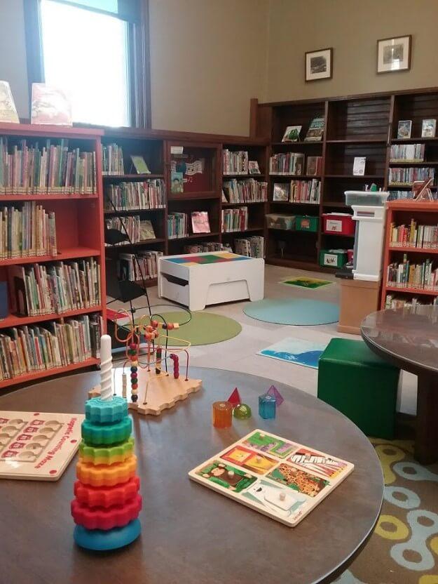 CLP - West End Children's space