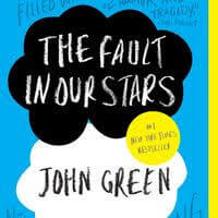 "cover of the ""FAULT IN OUR STARS"""