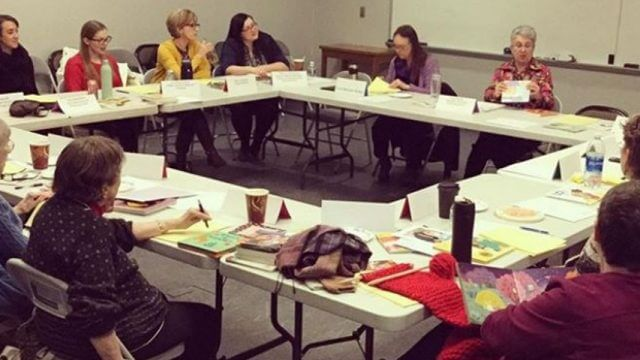 librarians meet to choose best books for babies 2019