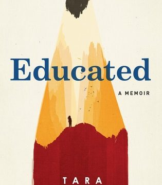 Cover art of Educated by Tara Westover