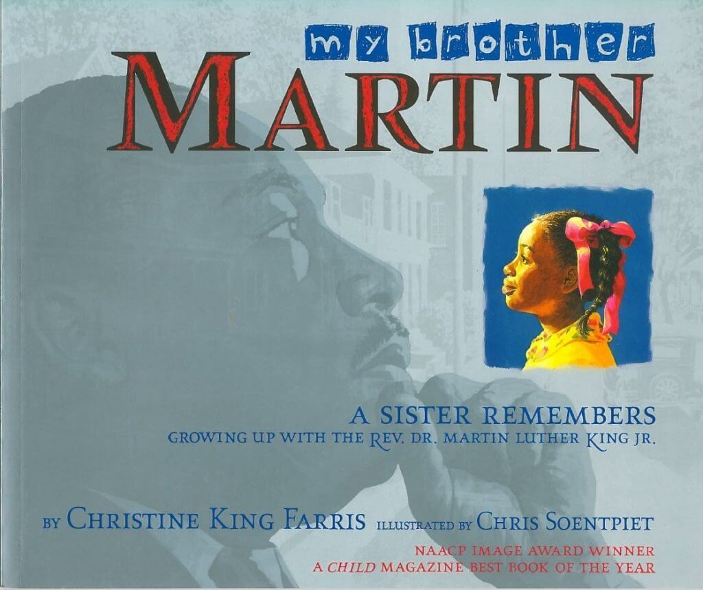 Cover of the book, My Brother Martin.