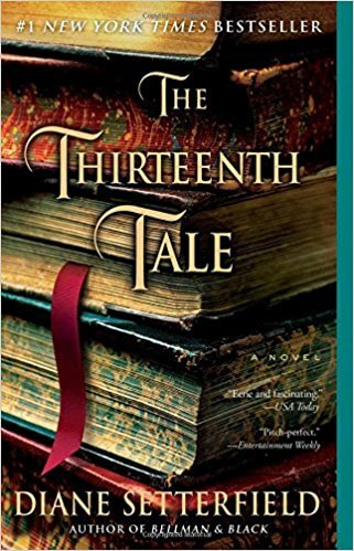 Cover art of The Thirteenth Tale by Diane Setterfield