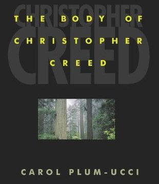The Body Of Christopher Creed Book Cover.