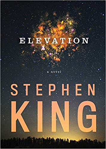 Cover art of Elevation by Stephen King