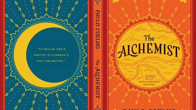 Cover art of The Alchemist by Paulo Coelho