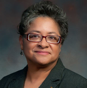 Portrait photo of Sylvia Wilson