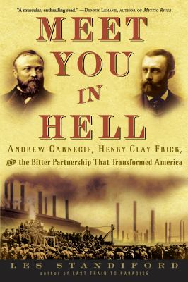 Cover art of Meet you in Hell by Les Standiford