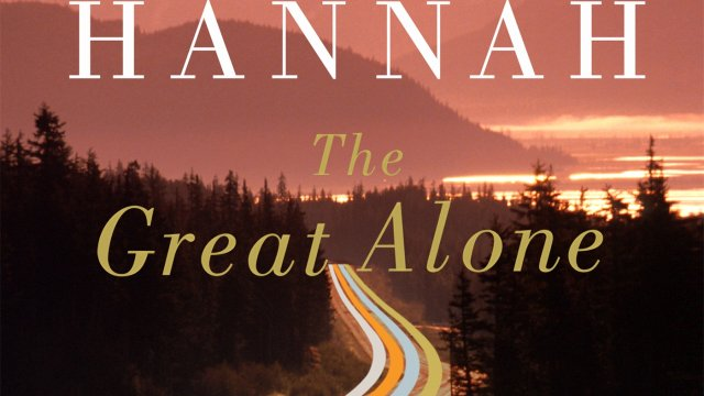 Cover art of The Great Alone by Kristin Hannah