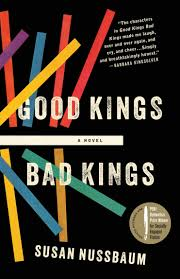 Book cover of Good Kings, Bad Kings