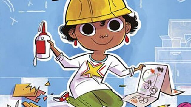 cover art of Yasmin the Builder by Saadia Faruqi