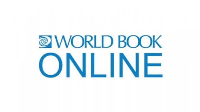 World Book Online logo.