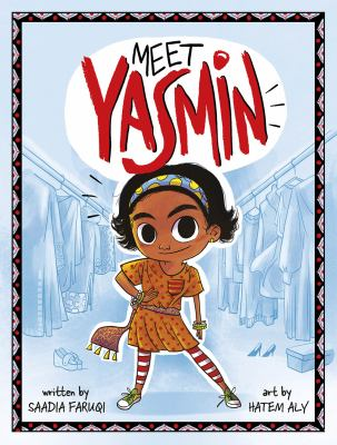 Cover of the book, Meet Yasmin.