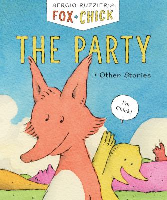 Cover of the book, The Party.