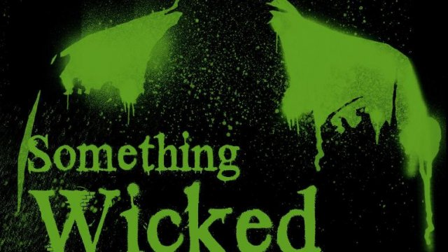Cover of Something Wicked this Way Comes