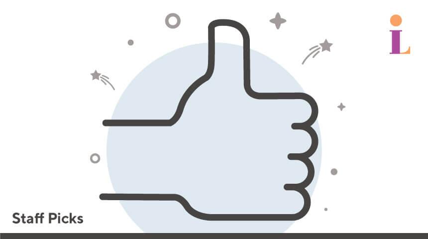 Thumbs up Staff Picks logo
