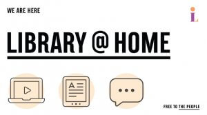 We are here: Library At Home