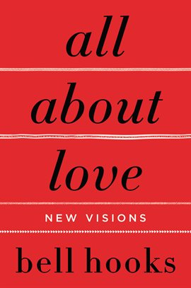 All About Love book cover