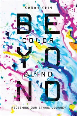 Beyond Colorblind book cover