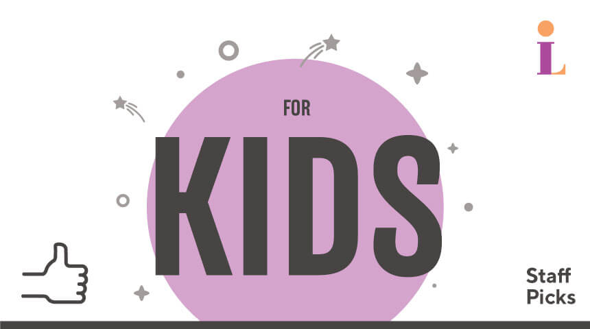 "Logo shows the words, ""For Kids"" in bold text surrounded by stars."
