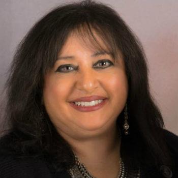 Portrait photo of Theresa Kail-Smith